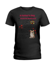 Poem From Pembroke Welsh Corgi Ladies T-Shirt thumbnail