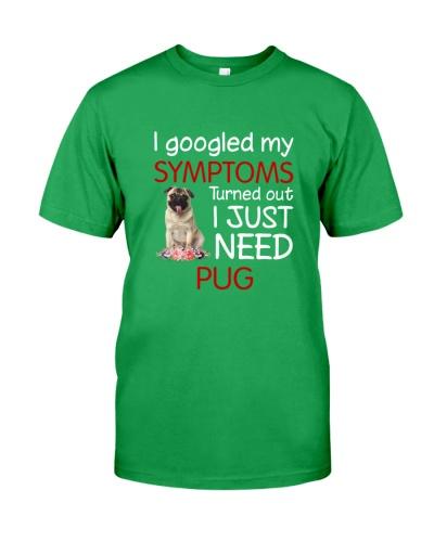 Pug Symptoms