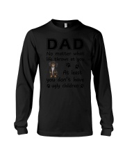 Dad Dachshund Long Sleeve Tee thumbnail