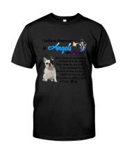 French Bulldog Angels Classic T-Shirt thumbnail