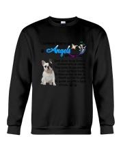 French Bulldog Angels Crewneck Sweatshirt thumbnail