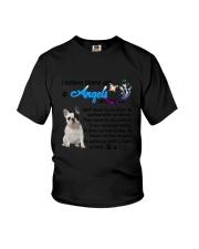 French Bulldog Angels Youth T-Shirt thumbnail