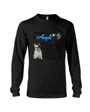 French Bulldog Angels Long Sleeve Tee thumbnail