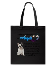 French Bulldog Angels Tote Bag thumbnail