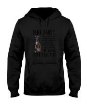 Dad Black Cat Hooded Sweatshirt thumbnail