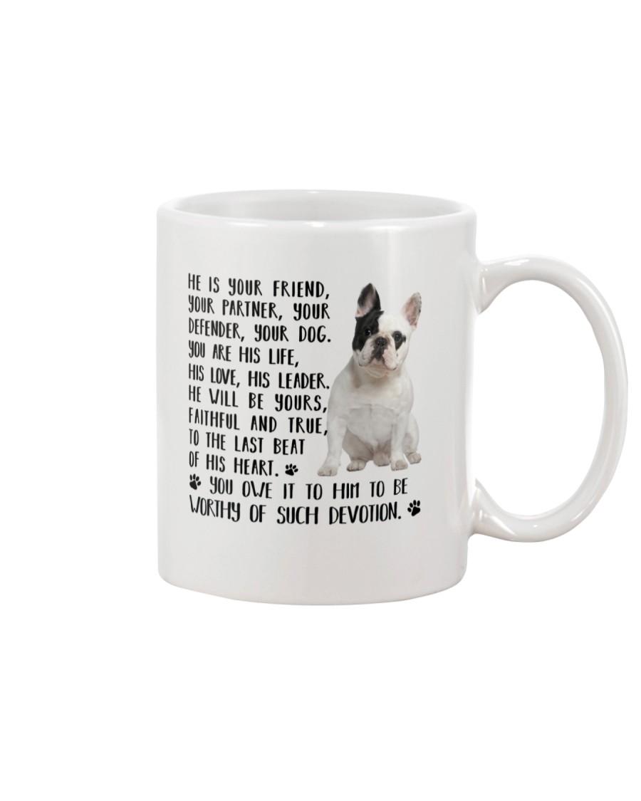 Your Friend French Bulldog Mug