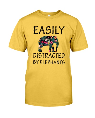 Distracted By Elephants