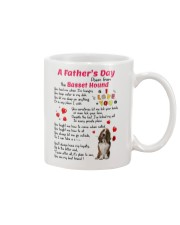 Poem From Basset Hound Mug front