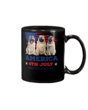 4th July Pug Mug thumbnail