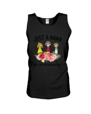 Just A Nana Unisex Tank tile