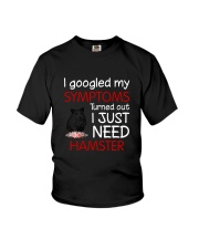 Hamster Symptoms Youth T-Shirt thumbnail