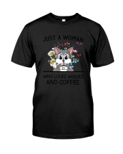 Coffee And Wolves Classic T-Shirt thumbnail