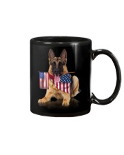 Flag German Shepherd Mug thumbnail