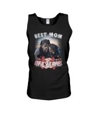 Rottweiler Best Mom Unisex Tank thumbnail