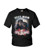 Rottweiler Best Mom Youth T-Shirt thumbnail