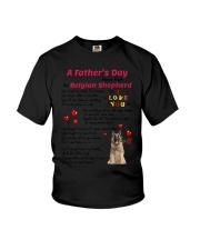 Poem From Belgian Shepherd Youth T-Shirt thumbnail