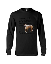 Pawsome Mom American Pit Bull Terrier  Long Sleeve Tee thumbnail