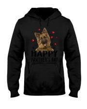 German Shepherd Happy Pawther Day Hooded Sweatshirt thumbnail
