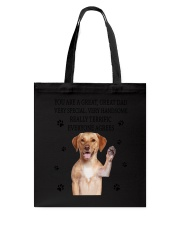 Labrador Retriever Father Tote Bag thumbnail