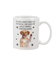 Labrador Retriever Father Mug front