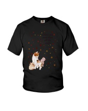 Cat I Love You More Youth T-Shirt thumbnail
