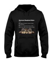 Mom German Shepherd Hooded Sweatshirt thumbnail