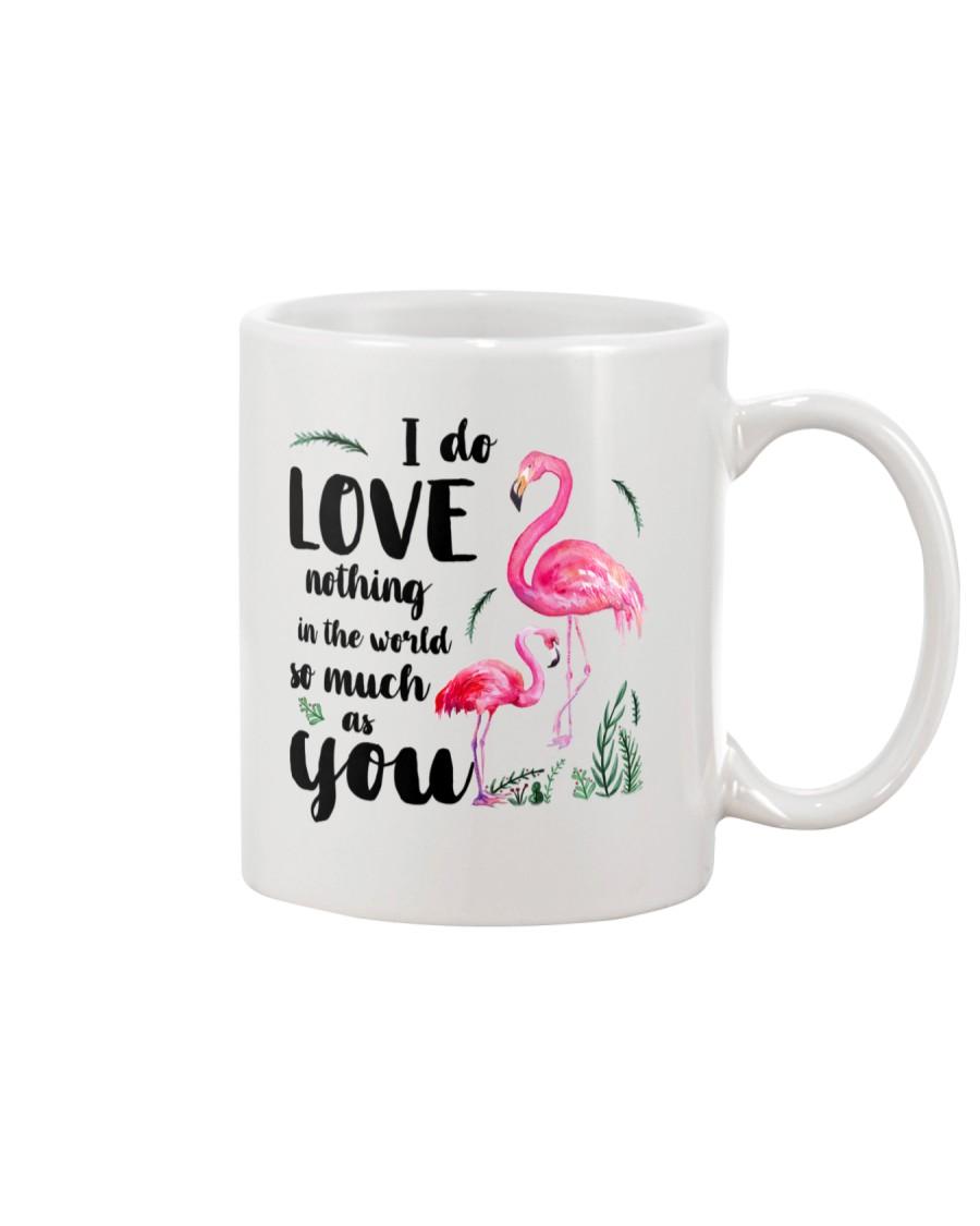 Flamingo I Love You Mug