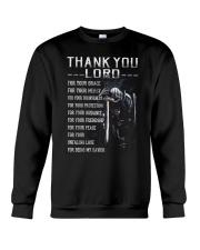 Thank You Lord  Crewneck Sweatshirt thumbnail