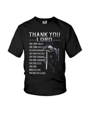 Thank You Lord  Youth T-Shirt thumbnail