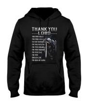 Thank You Lord  Hooded Sweatshirt thumbnail