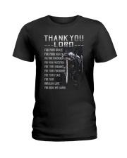 Thank You Lord  Ladies T-Shirt thumbnail