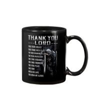 Thank You Lord  Mug front