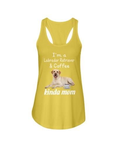 Labrador Retriever Kinda Mom