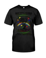 Autism Parent Classic T-Shirt thumbnail