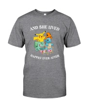 Happily Ever After Classic T-Shirt front