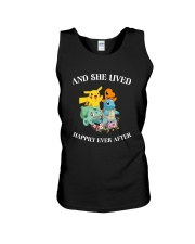 Happily Ever After Unisex Tank thumbnail