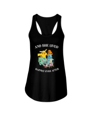 Happily Ever After Ladies Flowy Tank thumbnail