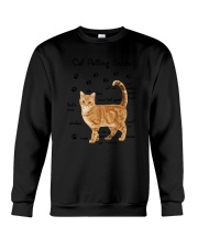 Cat Guide Crewneck Sweatshirt thumbnail