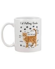 Cat Guide Mug back
