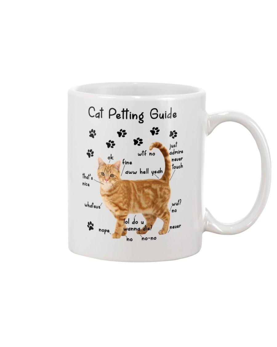 Cat Guide Mug