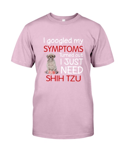Shih Tzu Symptoms