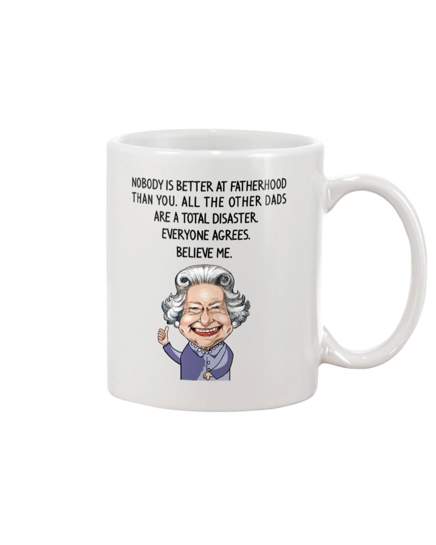 Dad Fatherhood UK Mug