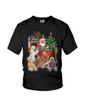 PHOEBE - Poodle - 1311 - A75 Youth T-Shirt thumbnail
