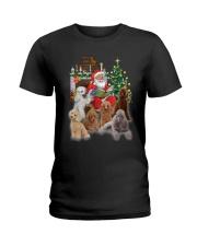 PHOEBE - Poodle - 1311 - A75 Ladies T-Shirt thumbnail