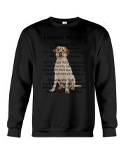 Labrador Retriever My Friend Crewneck Sweatshirt thumbnail