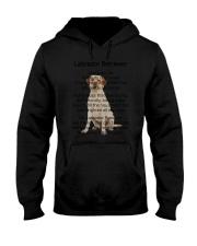 Labrador Retriever My Friend Hooded Sweatshirt thumbnail