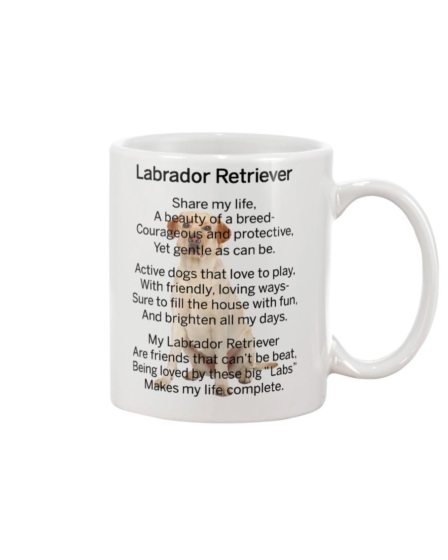 Labrador Retriever My Friend Mug