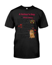 Poem From Chow Chow Classic T-Shirt thumbnail
