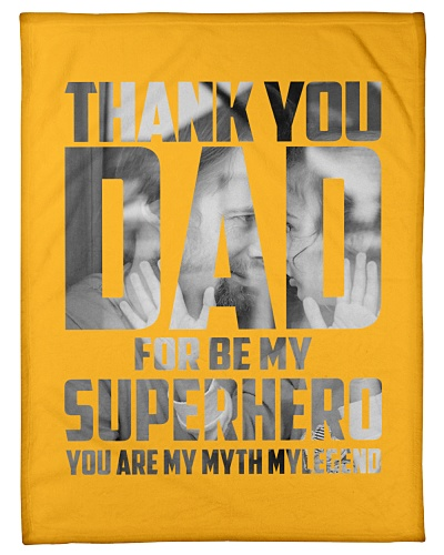Thank You Dad My Super Hero
