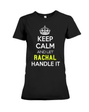 Rachal Calm Shirt Premium Fit Ladies Tee thumbnail